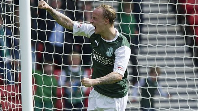 Highlights - Hibernian 4-3 Falkirk (aet)