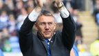 Reading boss Nigel Adkins