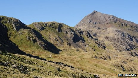 The Pyg Track and Crib Goch in Snowdonia