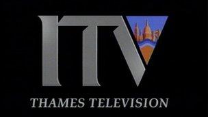 ITV/Thames Television logo
