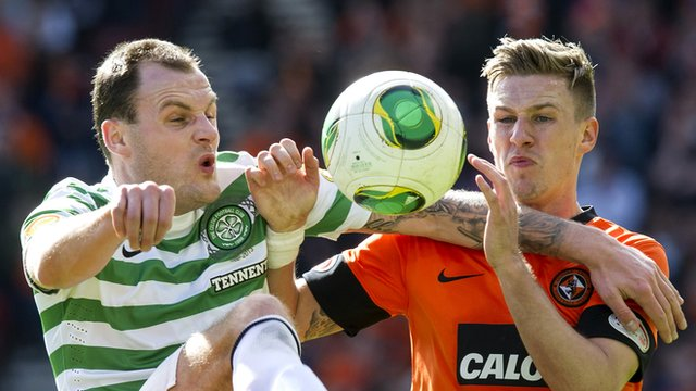 Anthony Stokes and Barry Douglas
