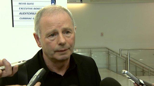 Aberdeen chairman Stuart Milne