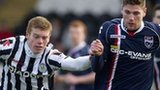 St Mirren and Ross County voted against