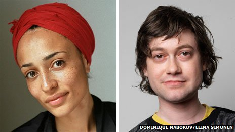 Zadie Smith and Adam Thirlwell