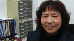 Zhang Qian, administrative manager at Zhang Xiaoquan