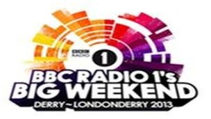 Radio 1 Big Weekend Logo