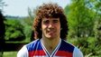 Kevin Keegan in 1980 in his days as England captain