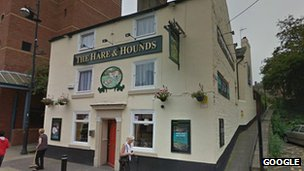 Hare and Hounds, Rotherham