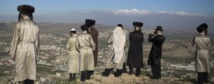 Ultra-Orthodox Jews in Israel