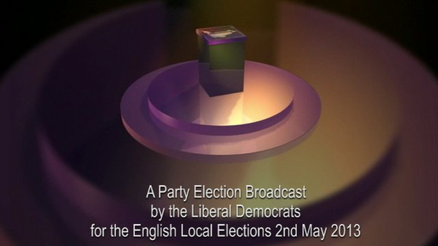Party Election Broadcast: Liberal Democrats