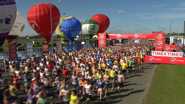 2012 London Marathon