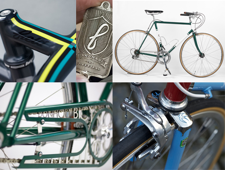Photos from Field Cycles, Brick Lane Bikes, Donhou Bicycles and Swallow