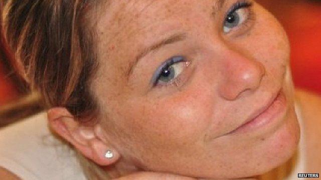 Bomb victim Krystle Campbell