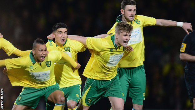 Norwich City under-18s