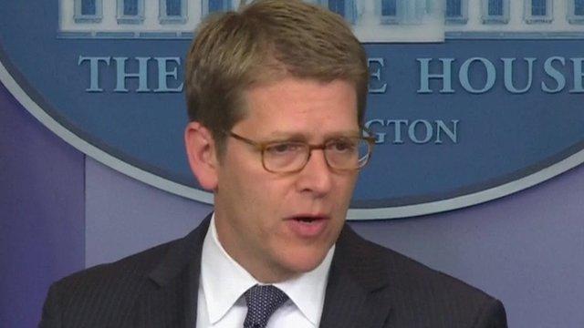 Whitehouse spokesman Jay Carney