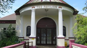 Bentley Pavilion