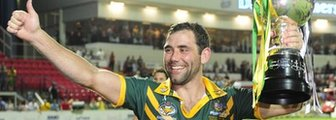 Australia's Cameron Smith