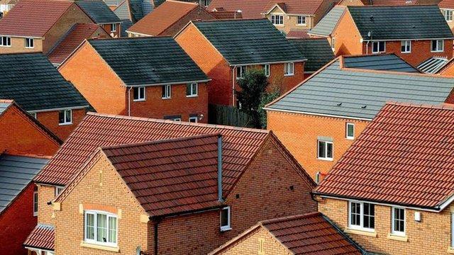 Housing estate generic