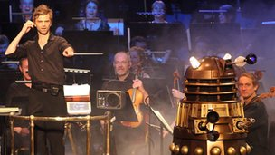 Doctor Who Proms in 2008