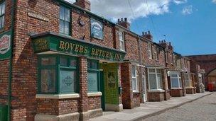 Coronation Street, the world's oldest TV soap