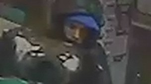 Man sought over Epsom robbery