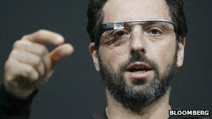 Sergey Brin from Google