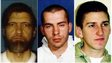 Ted Kaczynski, David Copeland, Timothy McVeigh