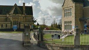 Haycombe Crematorium in Bath