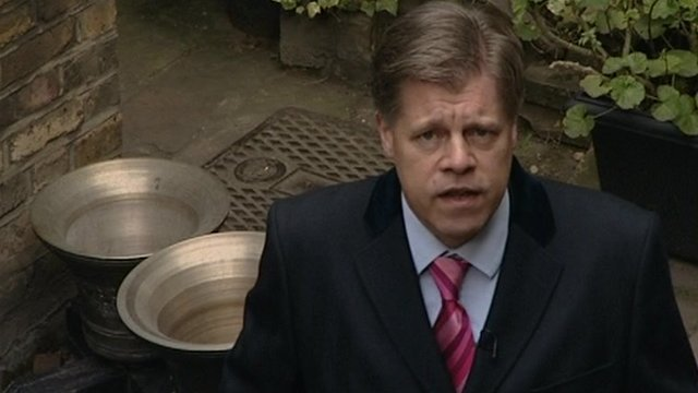 Andrew Rawnsley and bells