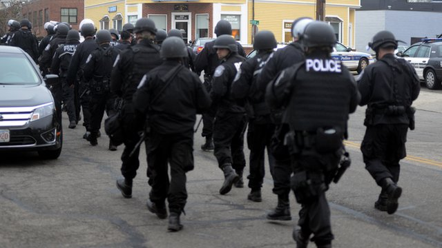 Police in Watertown
