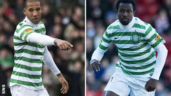 Kelvin Wilson and Efe Ambrose