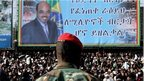 Meles Zenawi&#039;s funeral