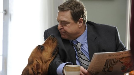 John Goodman in Alpha House