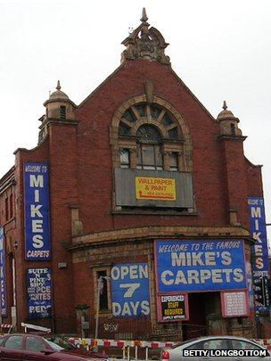 Former Methodist Chapel, Branch Lane, Leeds