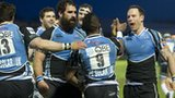 Glasgow rain in five tries at Scotstoun