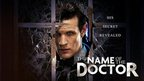 The Name of the Doctor poster