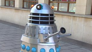 Dalek in Bridlington
