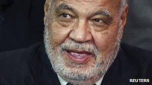 Ahmed Mekky. Photo: August 2012