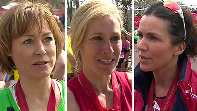 Sian Williams, Sophie Raworth & Susanna Reid