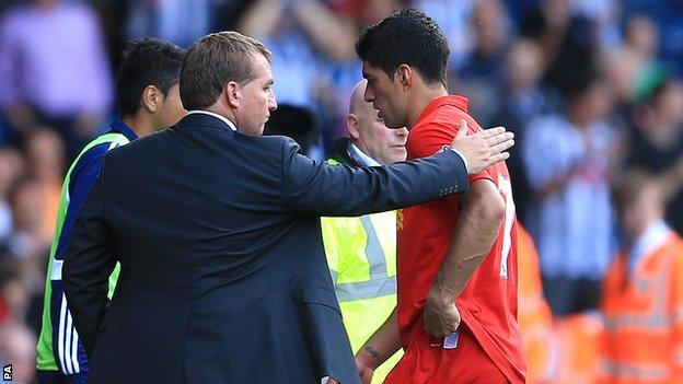 Liverpool, Luis Suarez