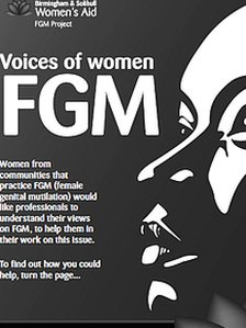 Flyer about FGM project