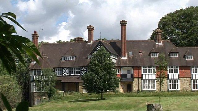 Durand Academy site in Sussex