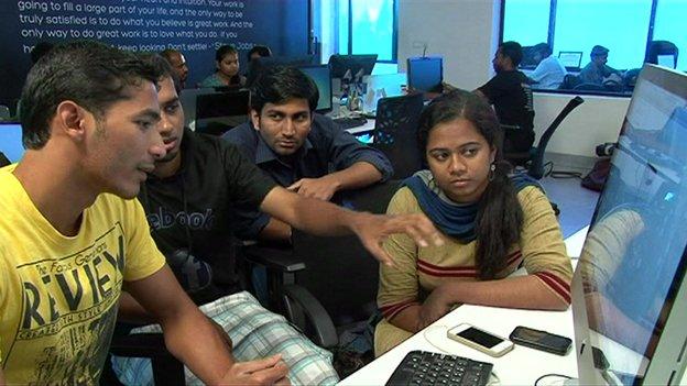 Startup members