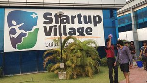 Startup Village building