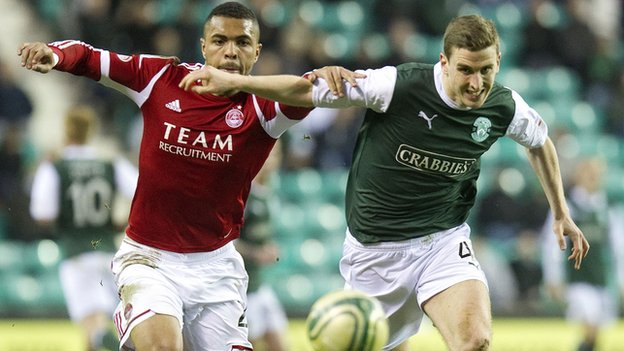 Josh Magennis and Paul Hanlon