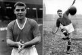 Duncan Edwards and Eddie Colman