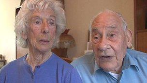Stella and Raymond Scutt