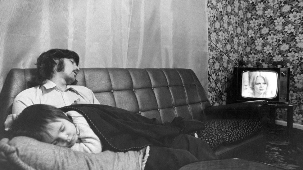 Wallander director's snapshot of 1970s Bargoed