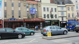 The Centre, Bristol