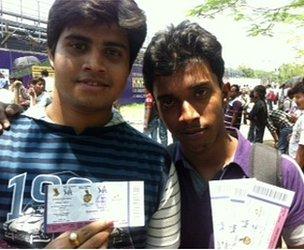 Sachin fans
